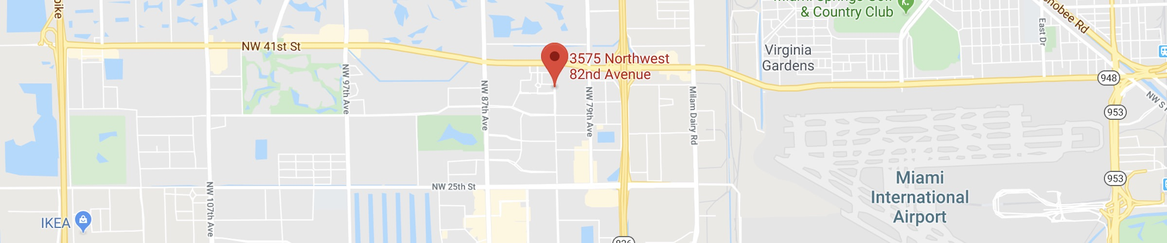 3575 NW 82nd Ave, Doral, Florida - Power Tech Supply Inc.